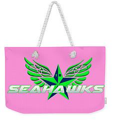 Hawks Wings Weekender Tote Bag