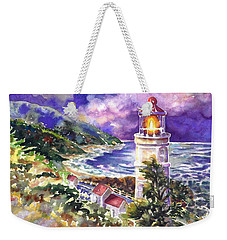 Heceta Head Lighthouse Weekender Tote Bag