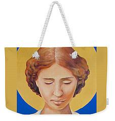 Helen Keller Weekender Tote Bag