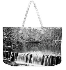Weekender Tote Bag featuring the photograph Helena Beauty by Parker Cunningham