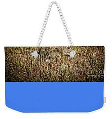 Here I Am Weekender Tote Bag by Robert Bales