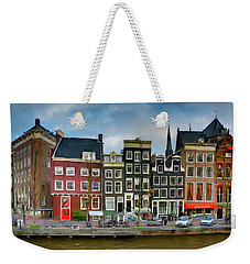 Herengracht 411. Amsterdam Weekender Tote Bag