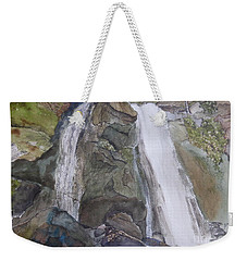 High Shoals Falls Weekender Tote Bag