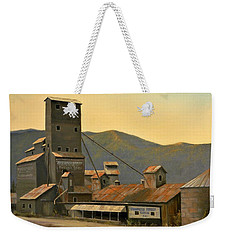 Hillbilly Highrise Weekender Tote Bag