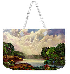 His Divine Creation Weekender Tote Bag