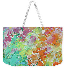 His Garden  Weekender Tote Bag