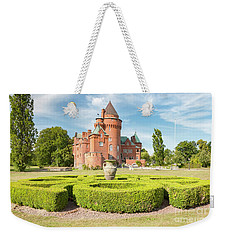 Hjularod Slott Weekender Tote Bag by Antony McAulay