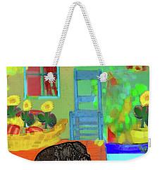 Home Sweet Home Painting 5 Weekender Tote Bag