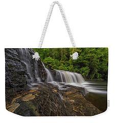 Hooker Falls Weekender Tote Bag
