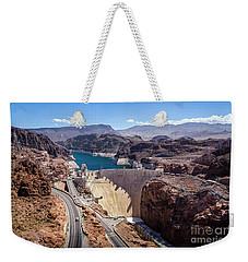 Hoover Dam Weekender Tote Bag by RicardMN Photography