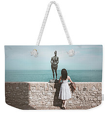Horizon Weekender Tote Bag