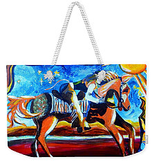 Horse Whisperer Weekender Tote Bag