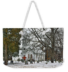 House Of Worship Weekender Tote Bag