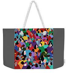 How Long Not Long Weekender Tote Bag