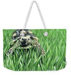 Howdy Dudie Weekender Tote Bag