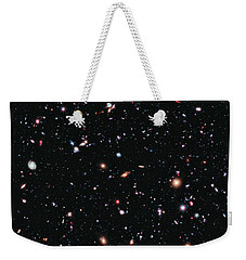 Hubble Extreme Deep Field Weekender Tote Bag