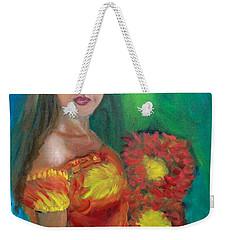 Hula 1 Weekender Tote Bag