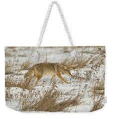 Hunting Weekender Tote Bag by Scott Warner