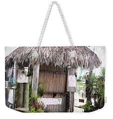 Hut Weekender Tote Bag