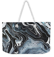 I Know It Looks Like Marble Weekender Tote Bag
