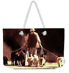 I Love This Job Weekender Tote Bag