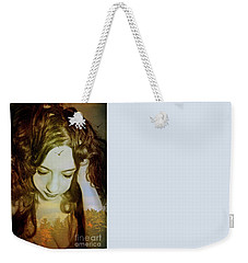 I Want To Believe Weekender Tote Bag by Heather King
