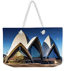 Iconic Sydney Opera House Weekender Tote Bag