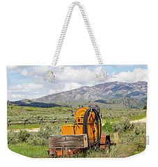 Idaho Landscape Weekender Tote Bag