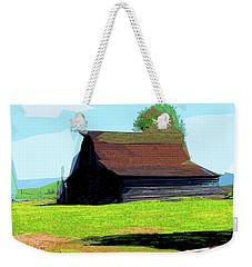 If Buildings Could Talk Weekender Tote Bag