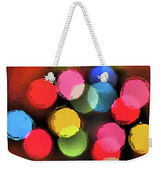 Illumination Weekender Tote Bag by Tom Druin