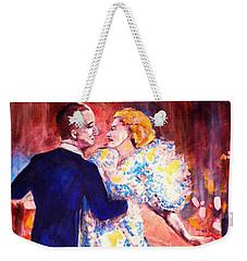 I'm In Heaven Weekender Tote Bag