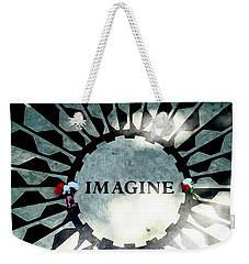 Imagine Weekender Tote Bag