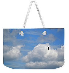 In Flight Weekender Tote Bag by Tara Potts