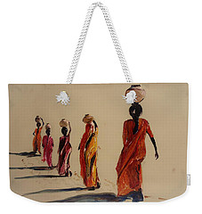 In Search Of Water. Weekender Tote Bag