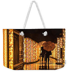 In The Kimono Forest Weekender Tote Bag