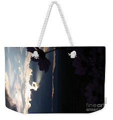 Weekender Tote Bag featuring the photograph In The Spotlight by Brian Boyle