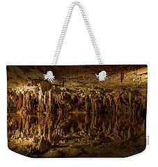 In The Upside-down Weekender Tote Bag