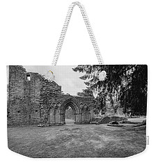 Inchmahome Priory Weekender Tote Bag