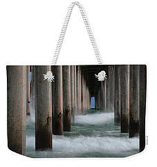 Weekender Tote Bag featuring the photograph Infinity by Edgars Erglis