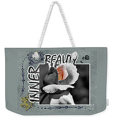 Inner Beauty Weekender Tote Bag