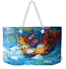 Inner Dream Weekender Tote Bag