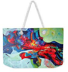 Inner Power Weekender Tote Bag