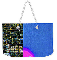 Inside Out Weekender Tote Bag by Michael Nowotny