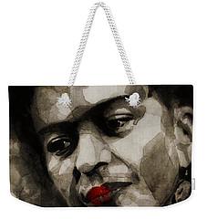 Inspiration - Frida Kahlo Weekender Tote Bag