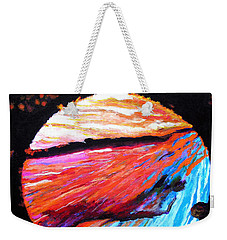 Inspire Three Weekender Tote Bag by Stan Hamilton