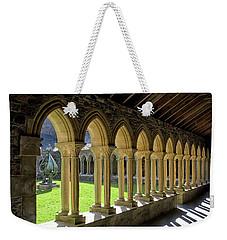 Iona Abbey Scotland Weekender Tote Bag