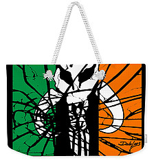 Irish Mandalorian Flag Weekender Tote Bag