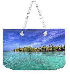 Island In The Sun Weekender Tote Bag