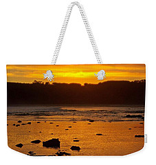 Weekender Tote Bag featuring the photograph Island Sunset by Blair Stuart