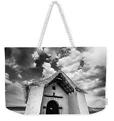Isluga Church Weekender Tote Bag